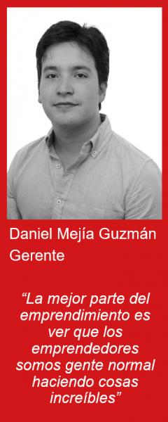 Daniel Mejía Guzmán - Loncherasyrefrigerios.com